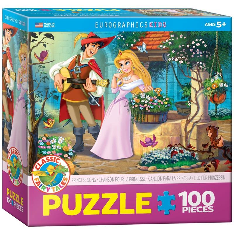 Princess Song Fantasy Jigsaw Puzzle