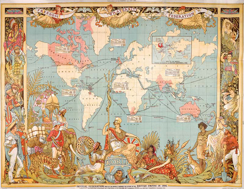 Old world map jigsaw puzzle puzzlewarehouse old world map maps geography jigsaw puzzle gumiabroncs Gallery