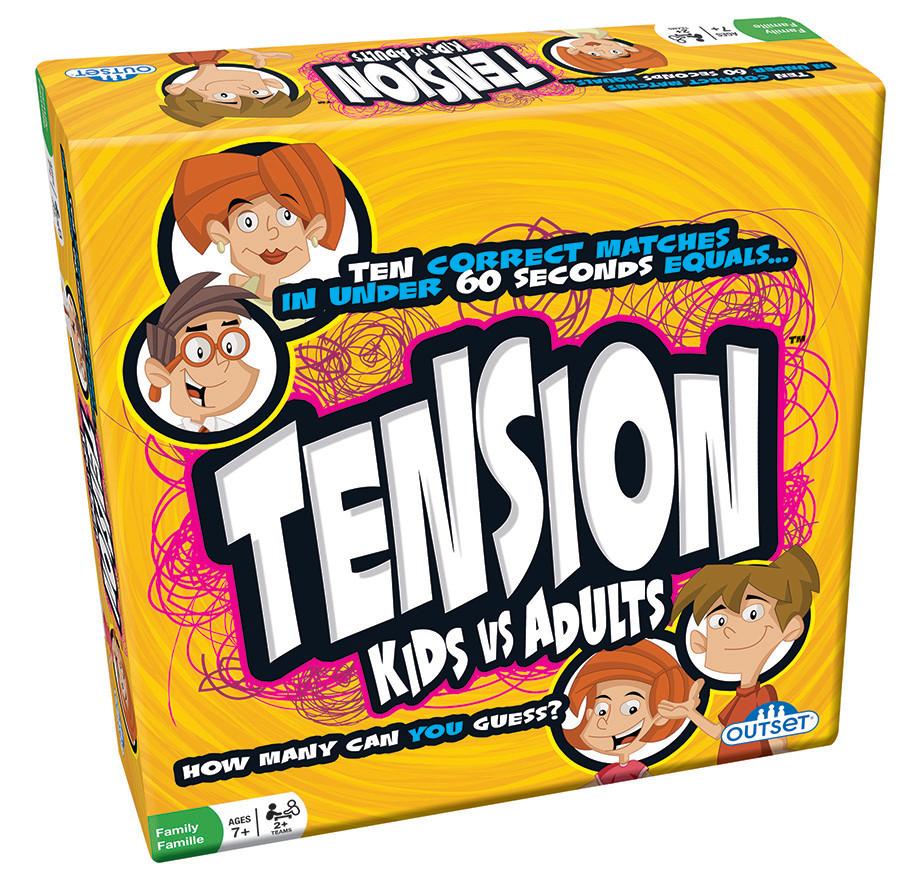 Tension: Kids vs Adults