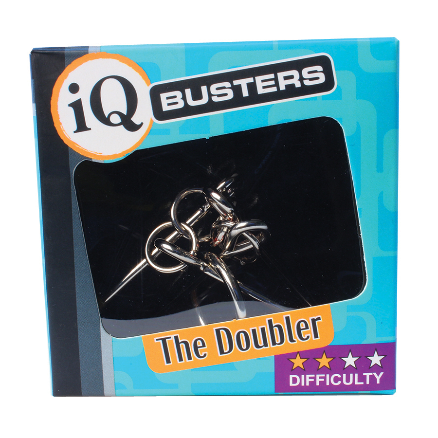 The Doubler (IQ Busters: Wire Puzzle)