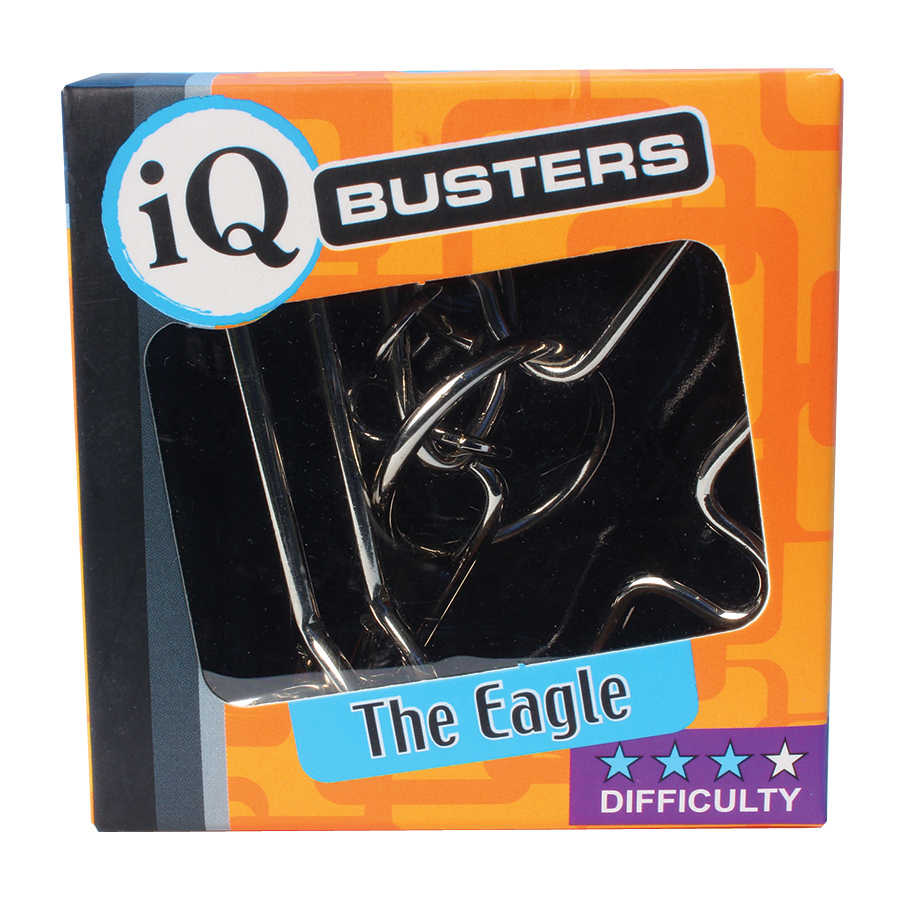 The Eagle (IQ Busters: Wire Puzzle)