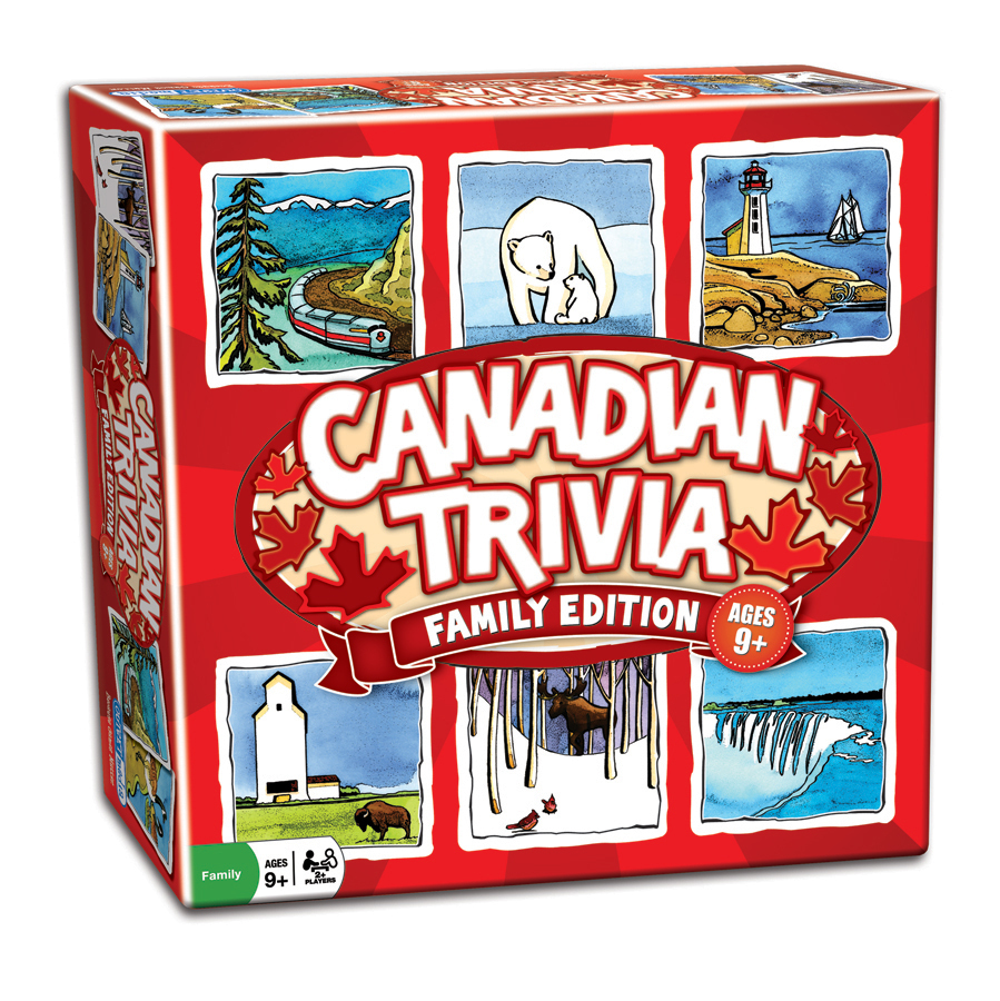 Canadian Trivia: Family Edition