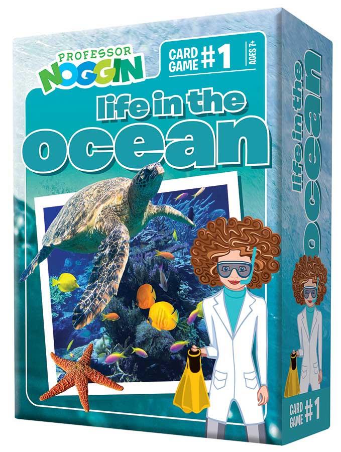 Professor Noggin's Life in the Ocean