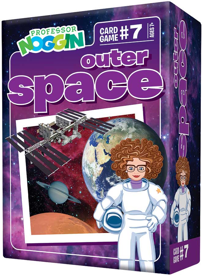 Professor Noggin's Outer Space