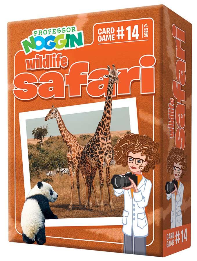 Professor Noggin's Wildlife Safari