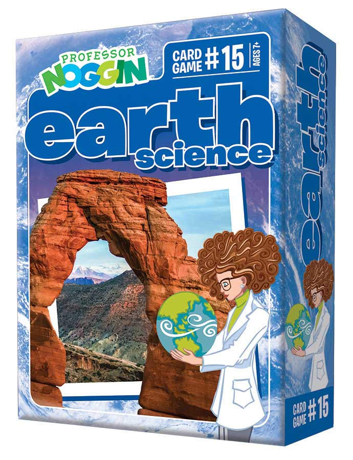 Professor Noggin's Earth Science