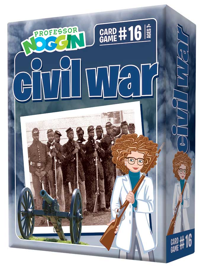Professor Noggin's Civil War
