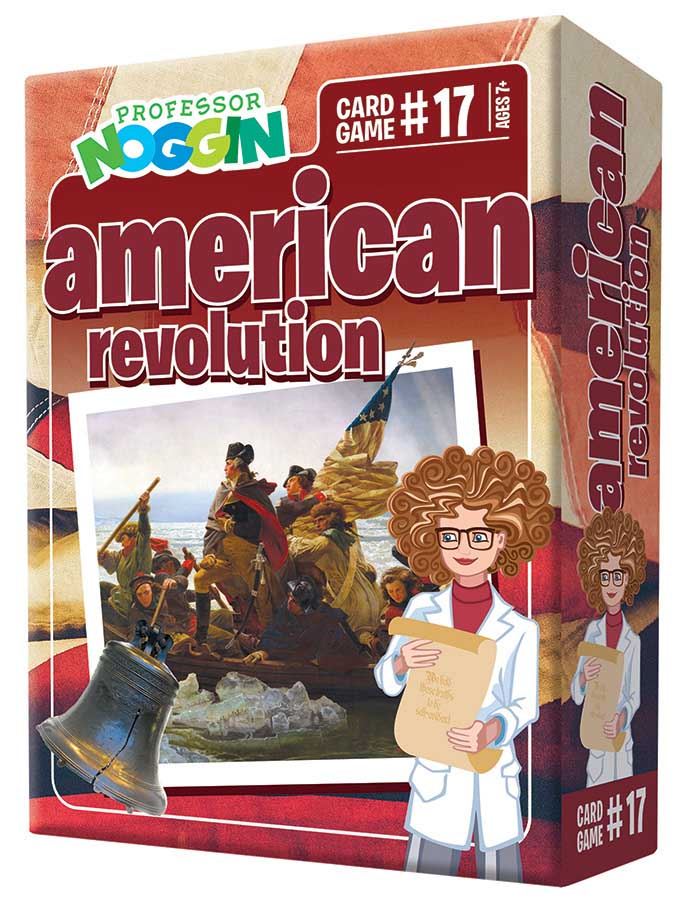 Professor Noggin's American Revolution