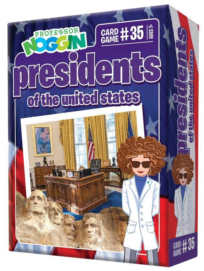 Professor Noggin's Presidents of the US United States