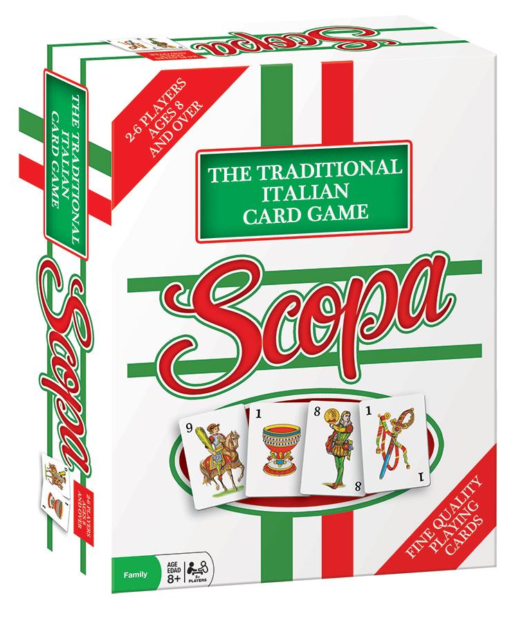 Scopa (Bilingual)