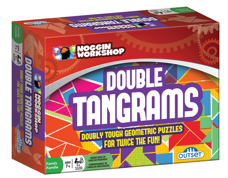 Double Tangrams Father's Day