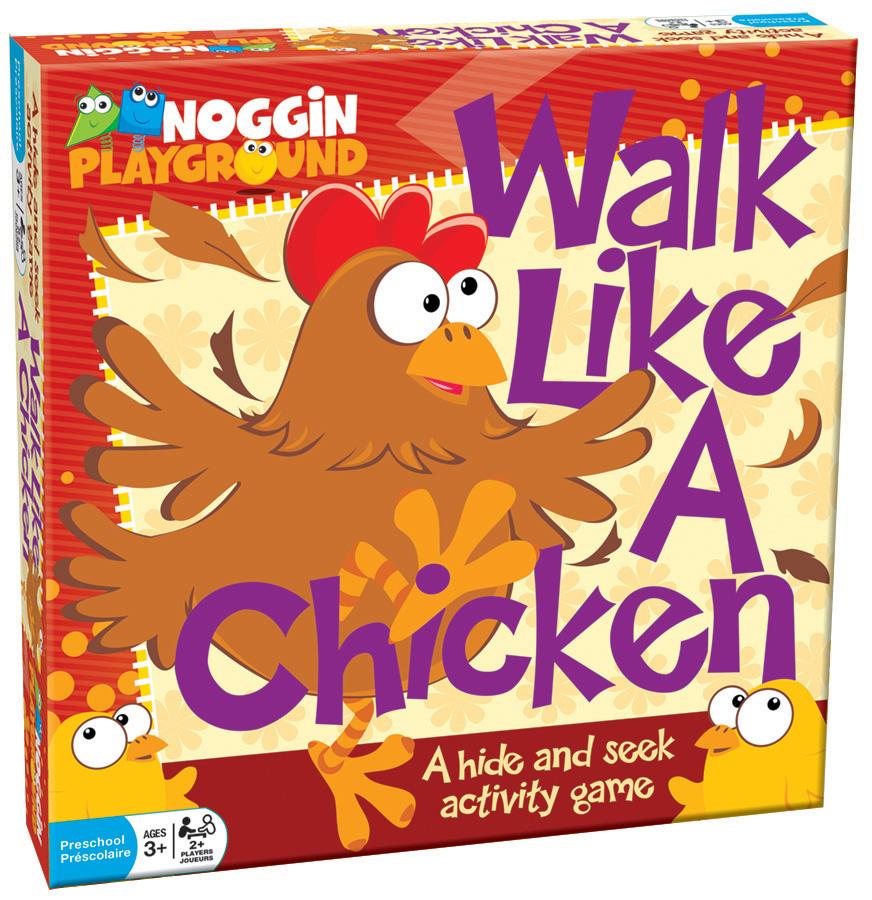Walk Like A Chicken
