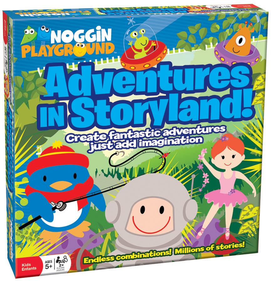Adventures in Storyland