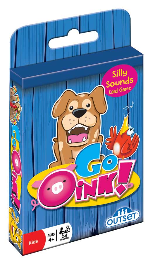 Go Oink! Card Game