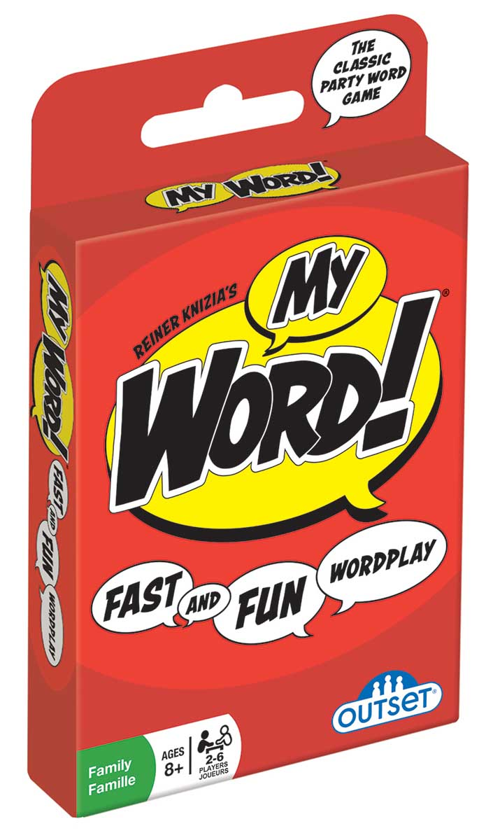 My Word! Card Game