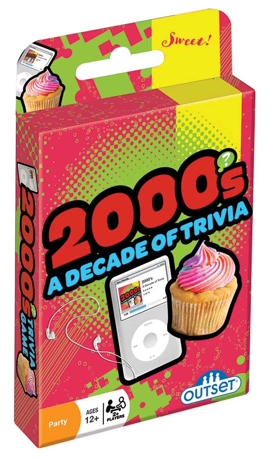 2000s Decade of Trivia