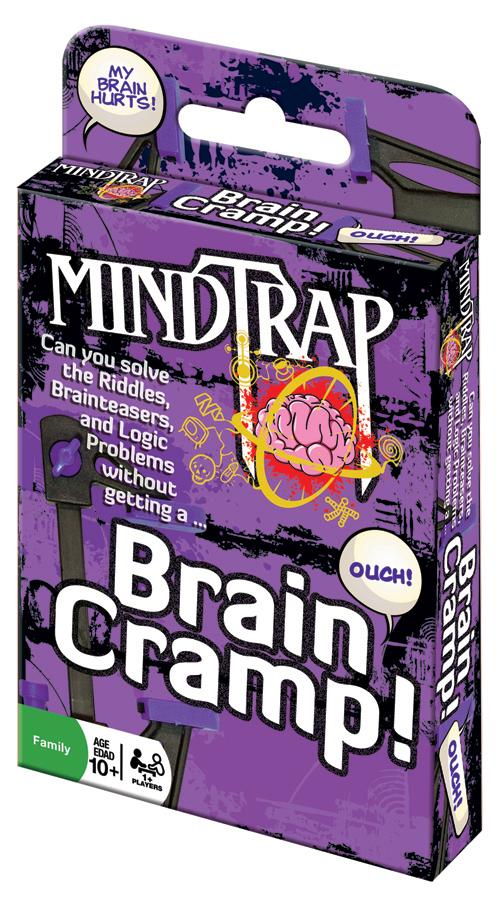 MindTrap: Brain Cramp