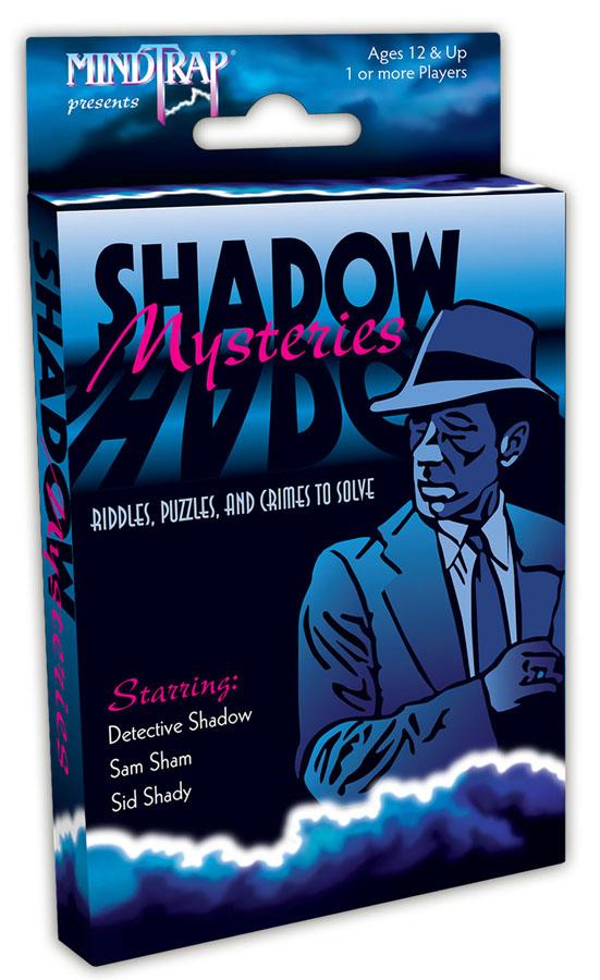 MindTrap: Shadow Mysteries