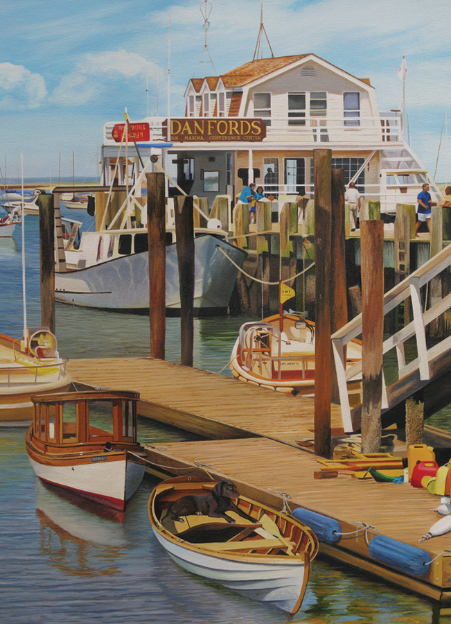 Ocean Marina - Scratch and Dent Boats Jigsaw Puzzle