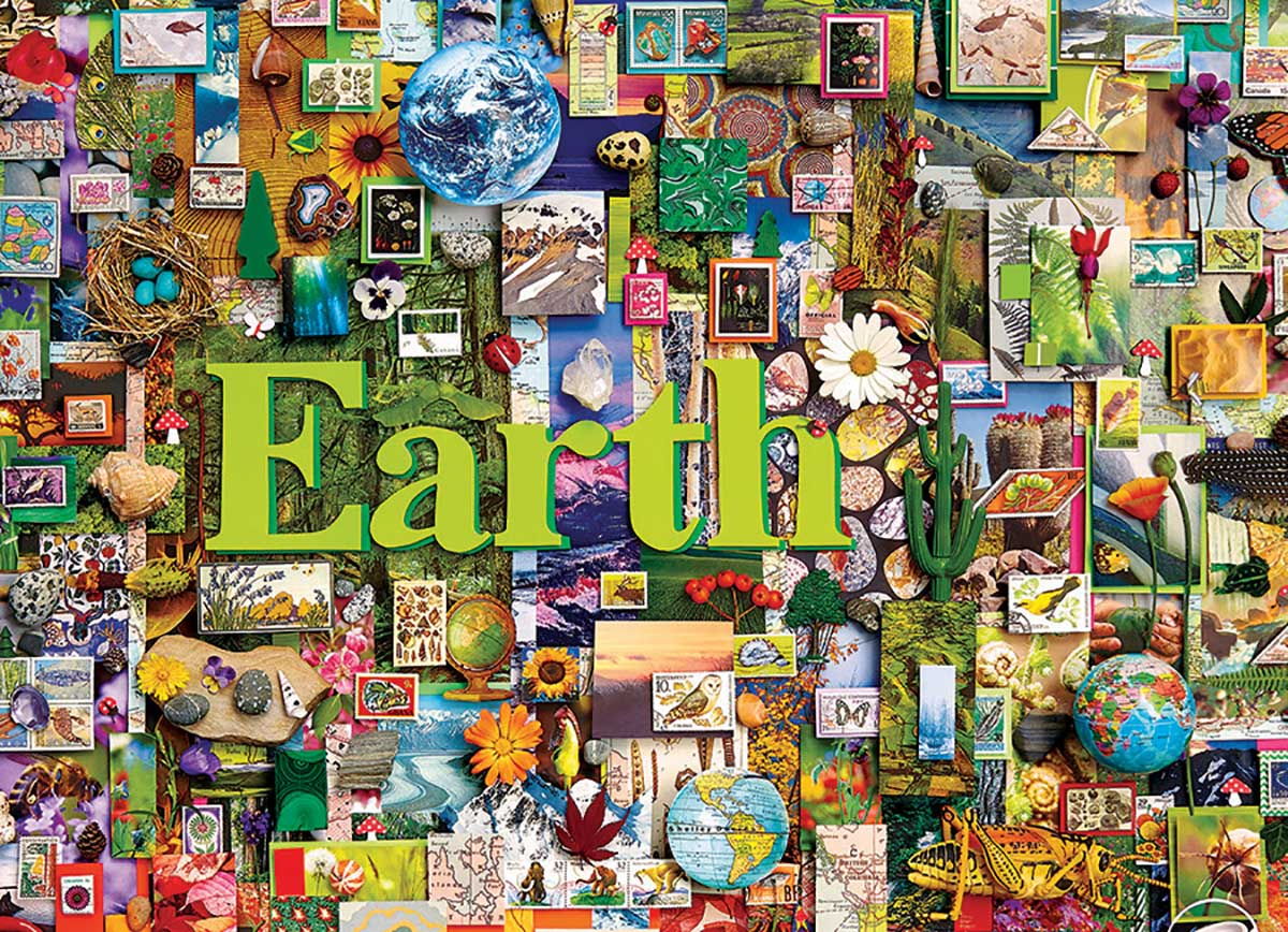 Earth Nature Jigsaw Puzzle