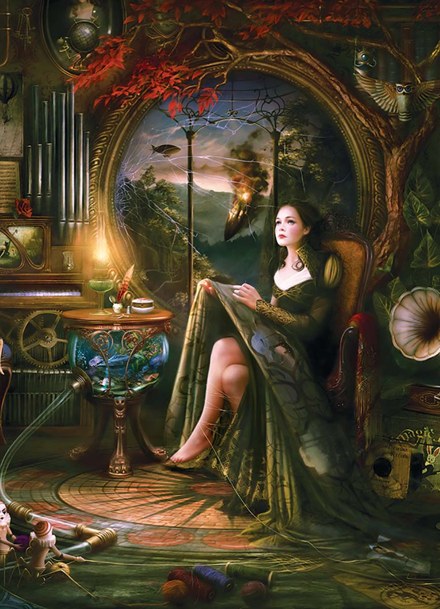 Trapped Fantasy Jigsaw Puzzle