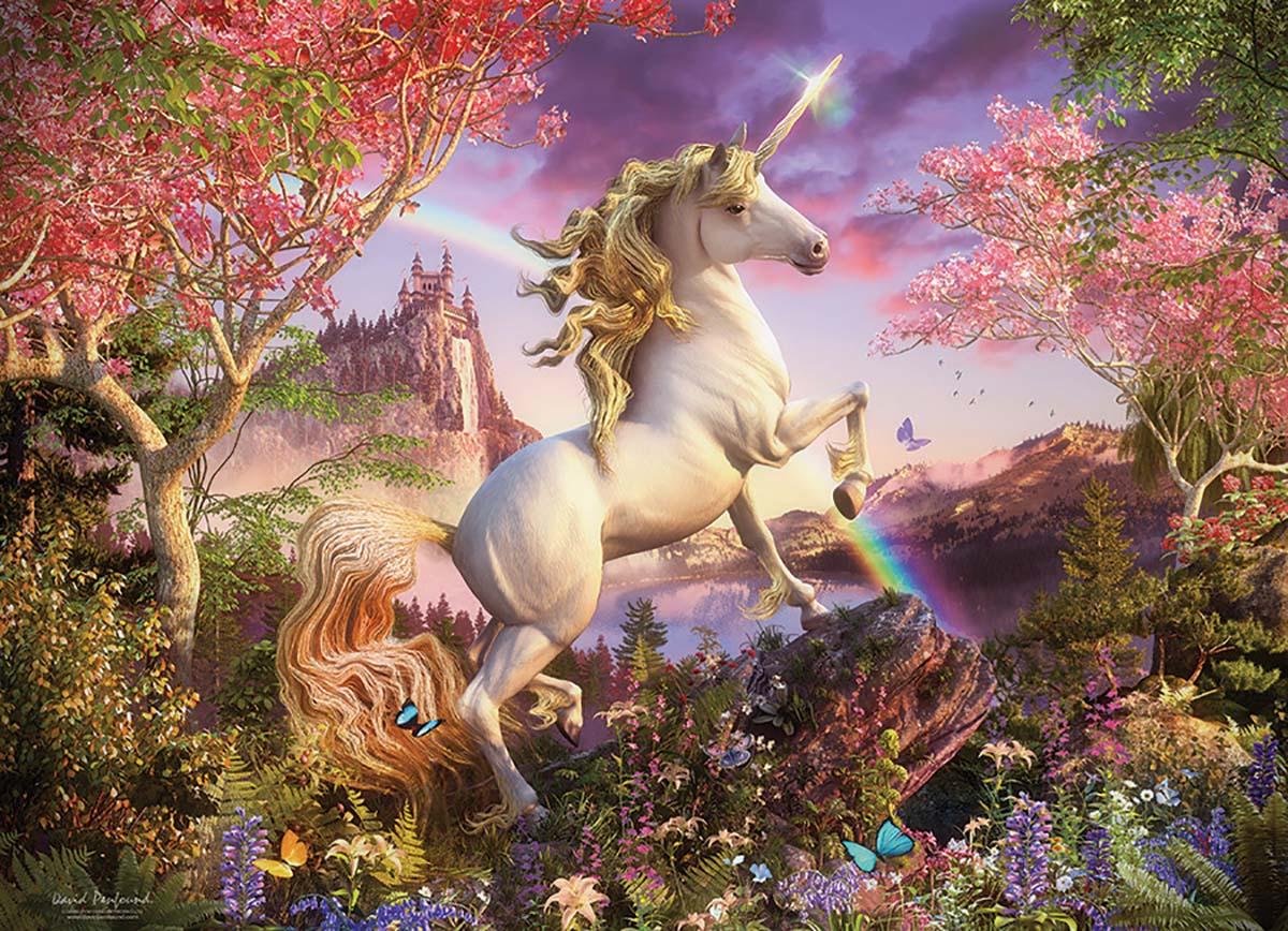 Unicorn Unicorns Jigsaw Puzzle