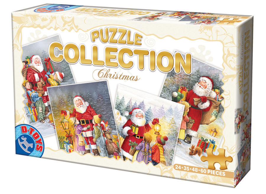 Christmas Collection 1 Christmas Jigsaw Puzzle