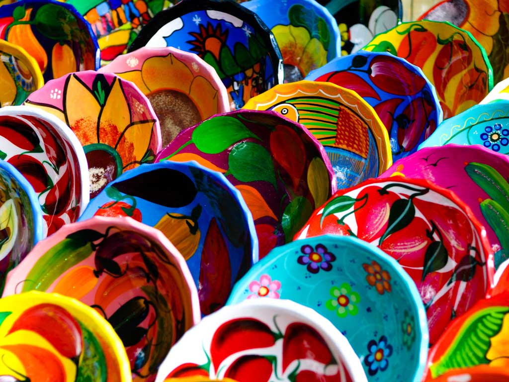 Artisan Bowls Everyday Objects Jigsaw Puzzle