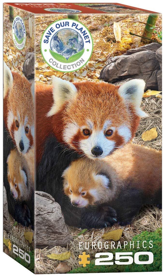 Red Panda Animals Jigsaw Puzzle
