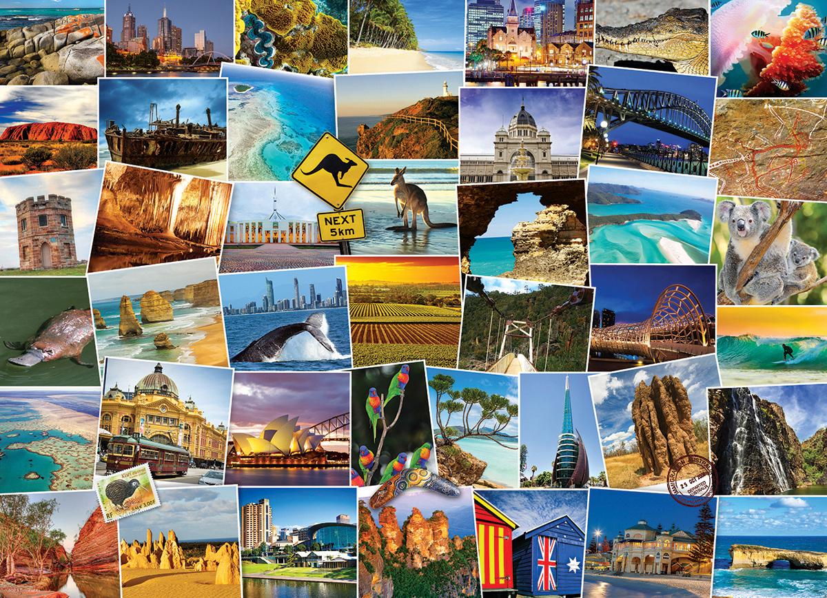 Australia - Globetrotter Collection Photography