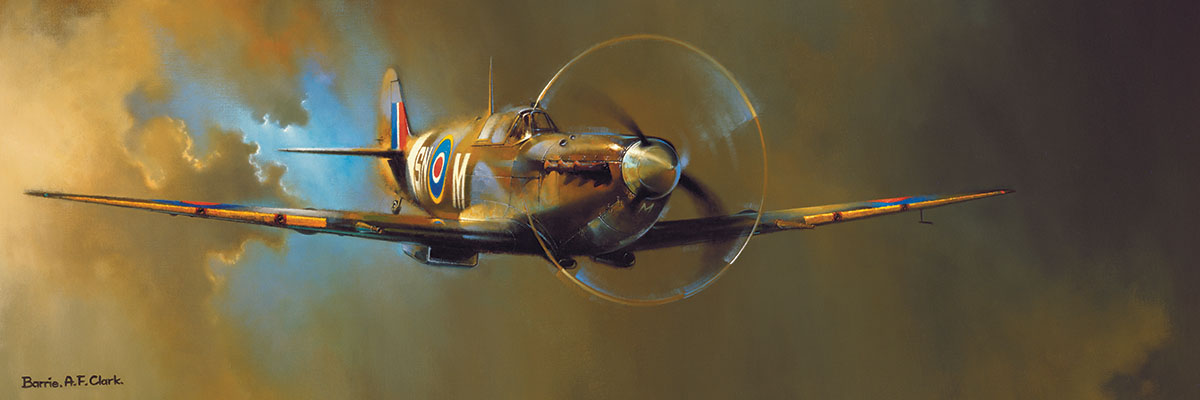 Spitfire Planes Jigsaw Puzzle