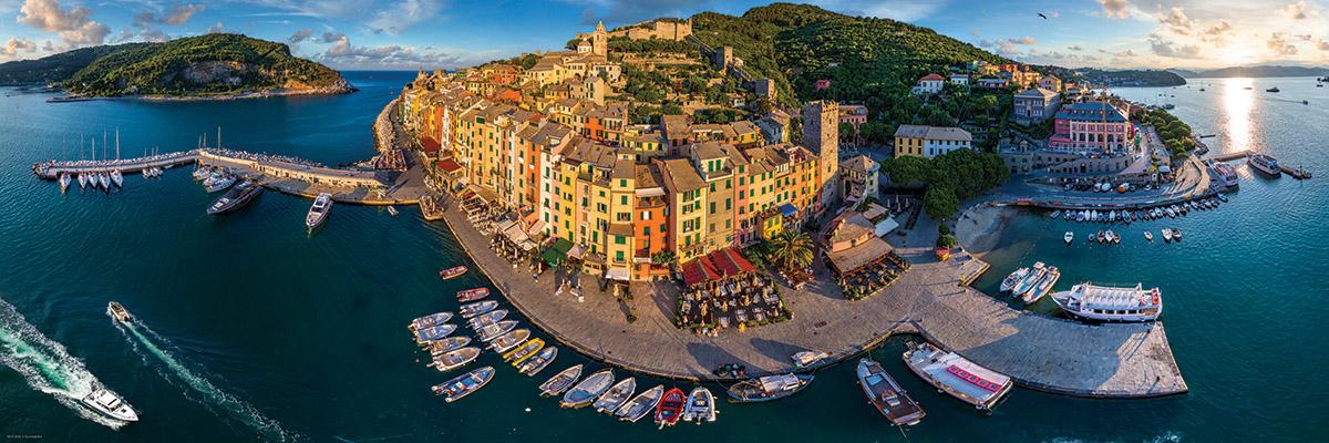 Porto Venere Italy Landscape Jigsaw Puzzle