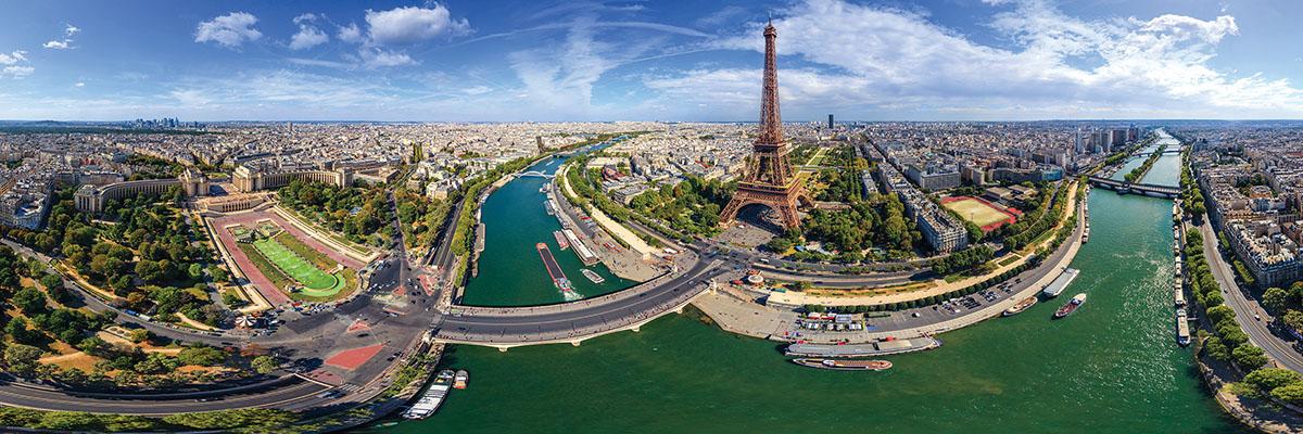 Paris France Paris Jigsaw Puzzle