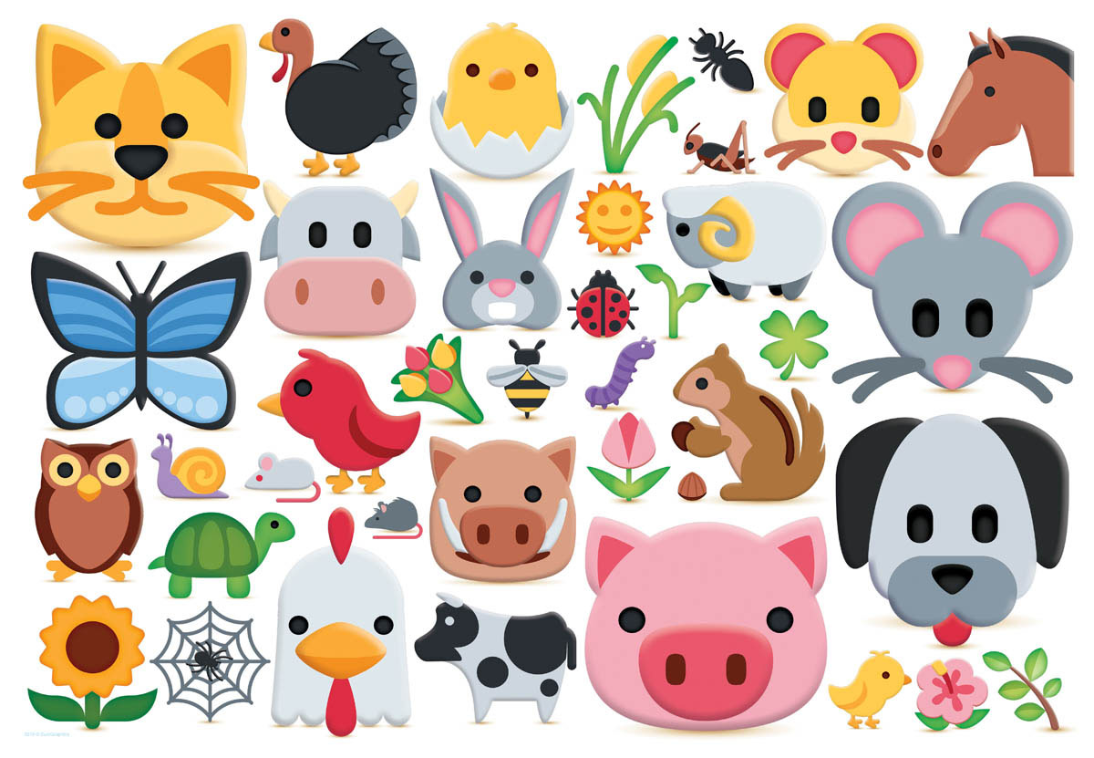 Farm Animals Animals Jigsaw Puzzle