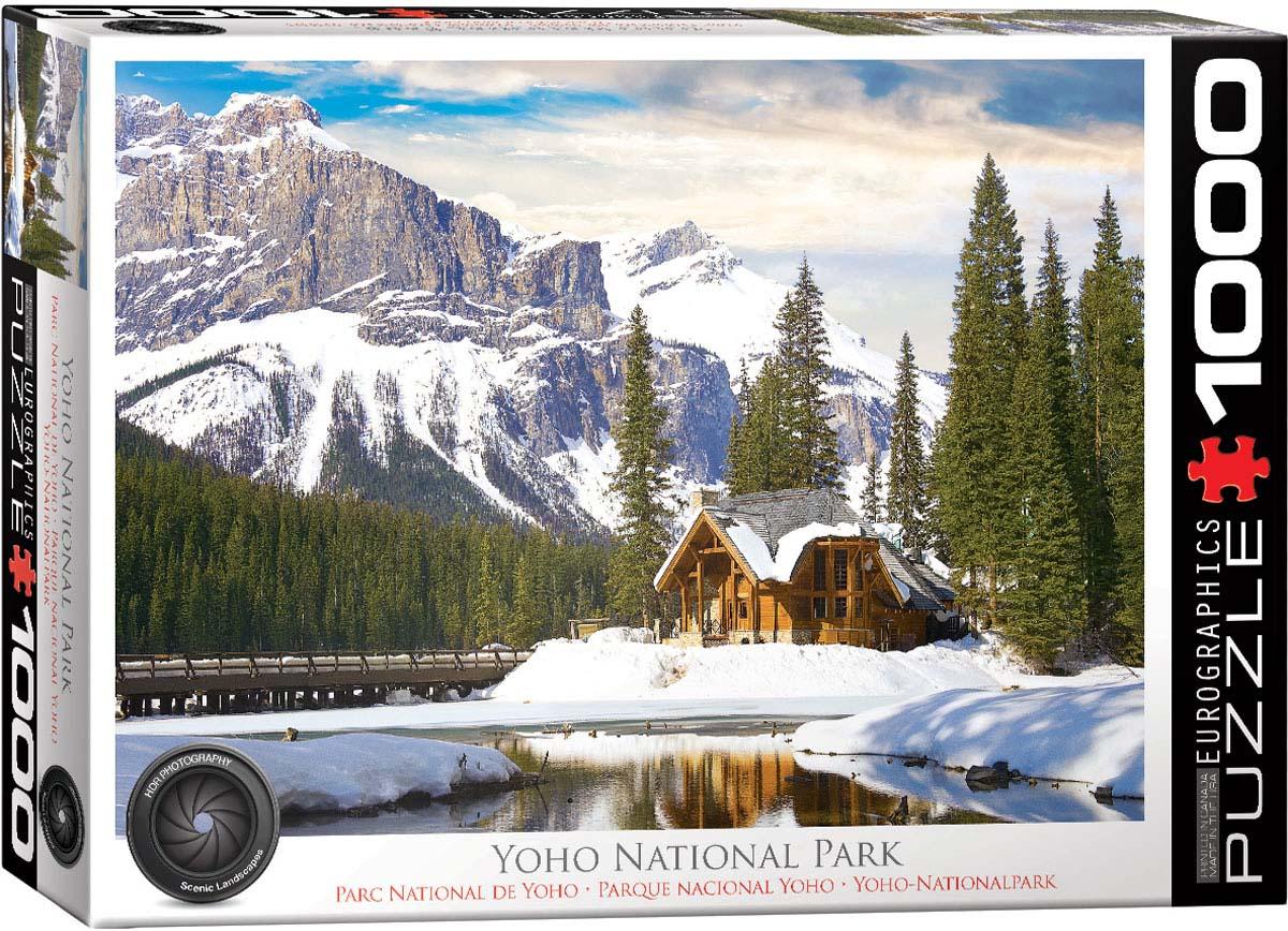 Yoho National Park National Parks Jigsaw Puzzle