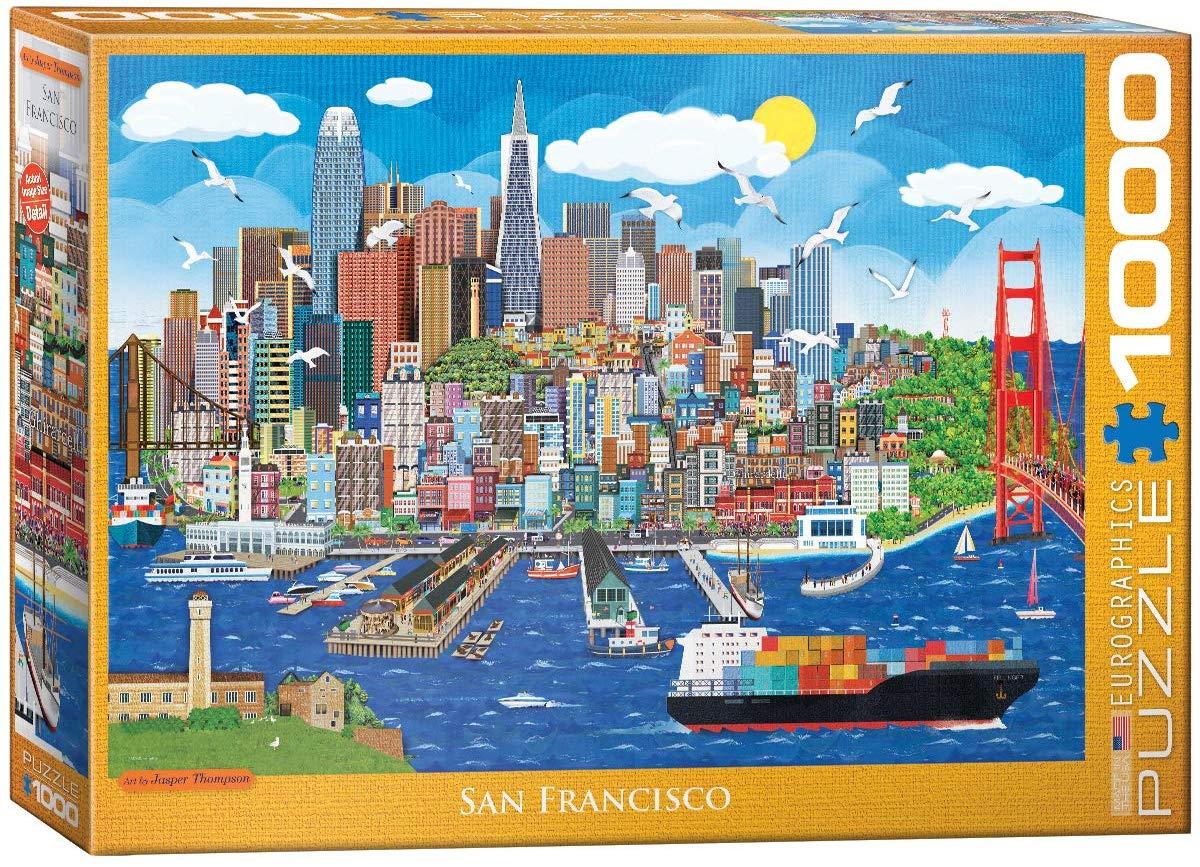 San Francisco San Francisco Jigsaw Puzzle