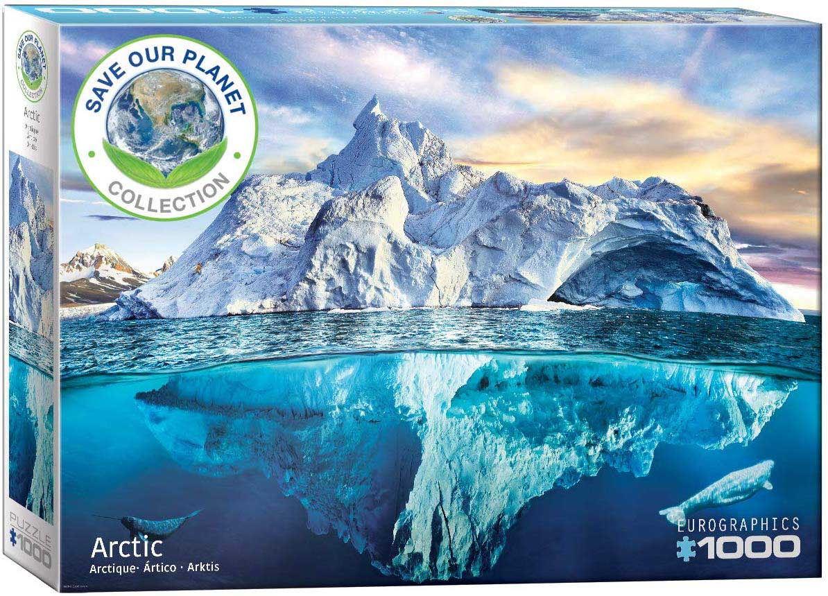 Save the Planet! Arctic Animals Jigsaw Puzzle