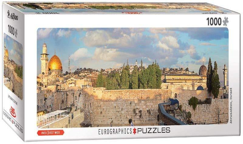 Jerusalem Travel Jigsaw Puzzle