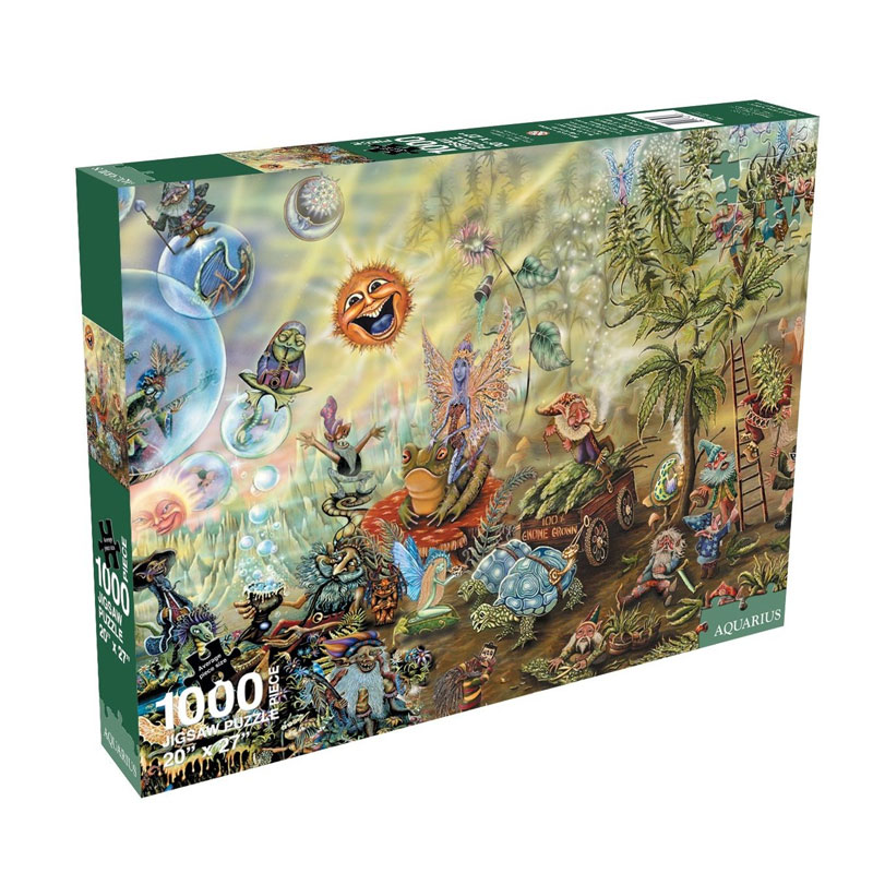 Dream Combo Fairies Jigsaw Puzzle