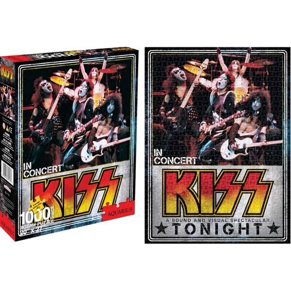 KISS - Armageddon Famous People Jigsaw Puzzle