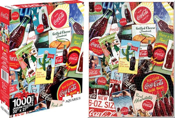 Coca-Cola Coca Cola Jigsaw Puzzle