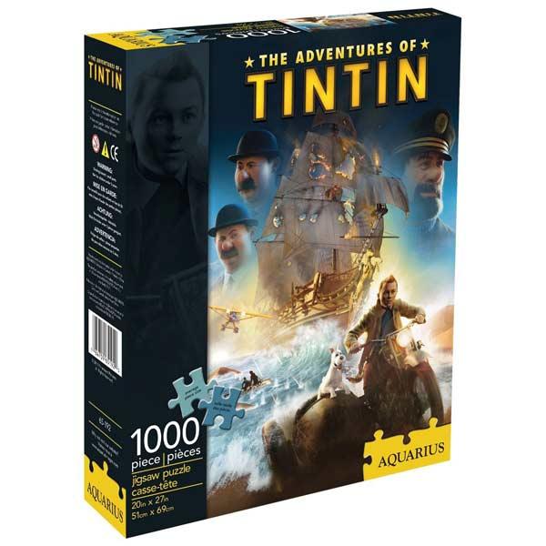 Tintin Movies / Books / TV Jigsaw Puzzle