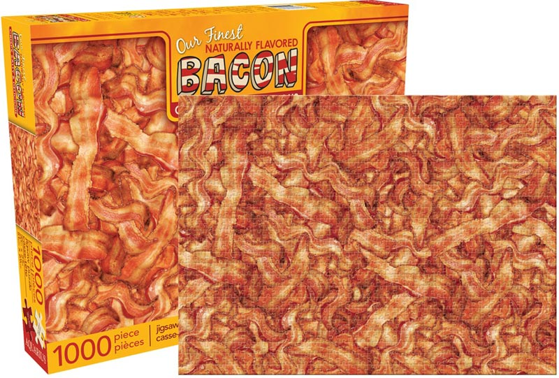 Bacon Food and Drink Jigsaw Puzzle