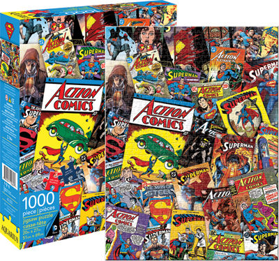 Superman (DC Comics) Graphics / Illustration Jigsaw Puzzle