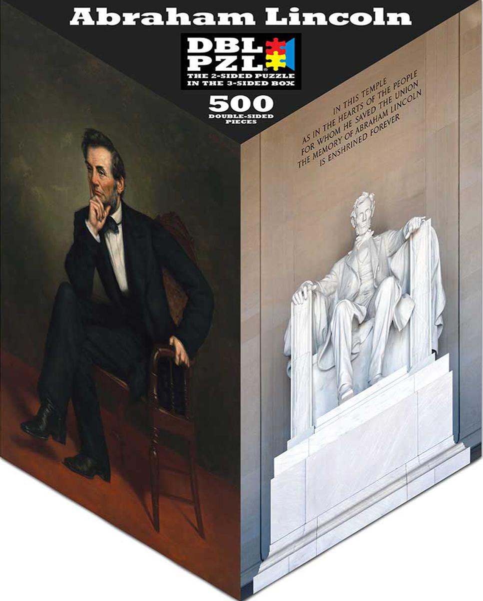 Abraham Lincoln History Jigsaw Puzzle