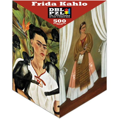 Frida Kahlo People Jigsaw Puzzle