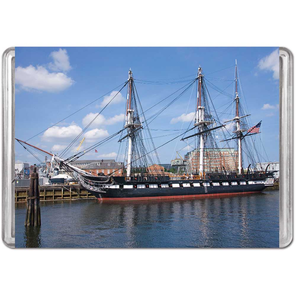 USS Constitution (Mini) Boats Jigsaw Puzzle
