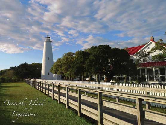 Ocracoke Island Lighthouse Lighthouses Jigsaw Puzzle
