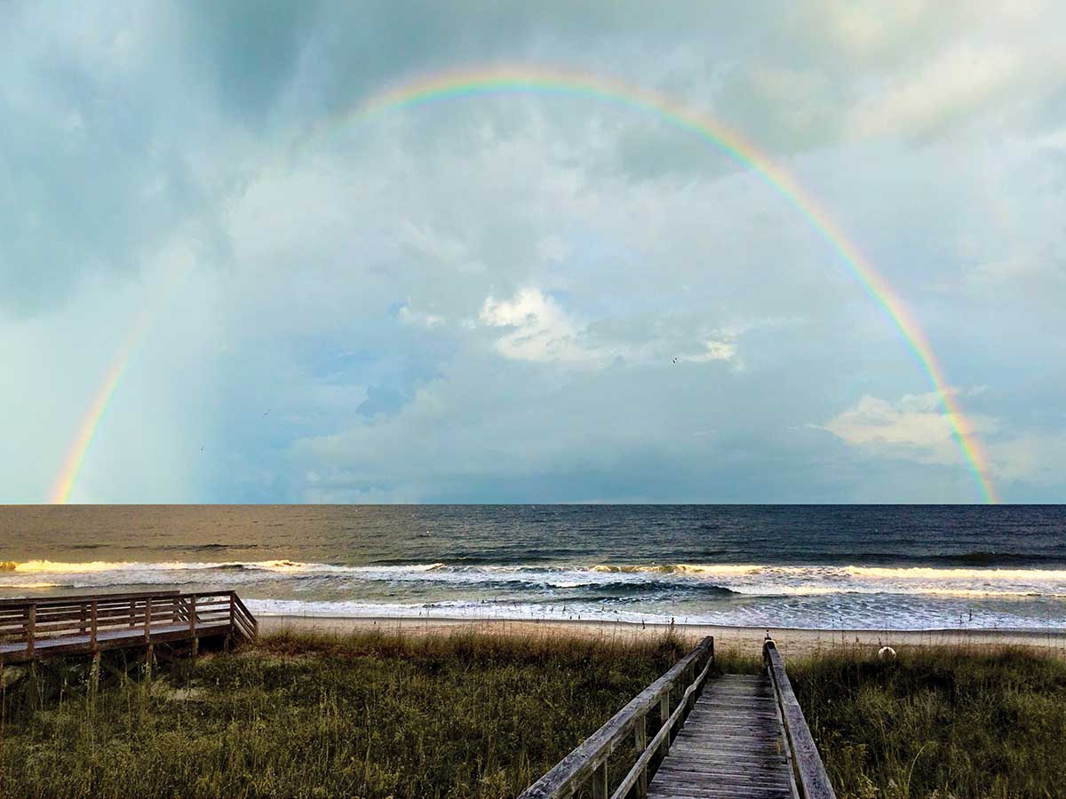 After the Storm Beach Jigsaw Puzzle