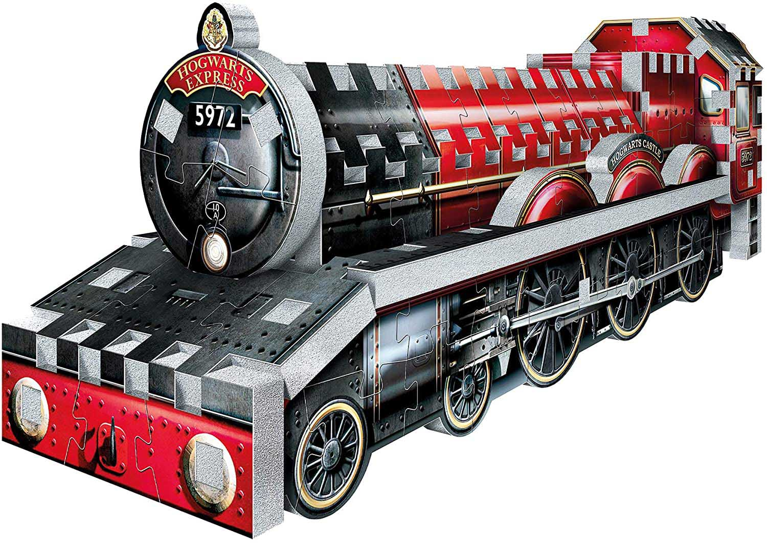 Hogwarts Express (Small) Trains Jigsaw Puzzle